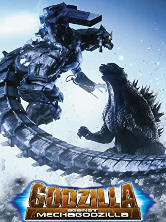 Godzilla vs Mechagodzilla