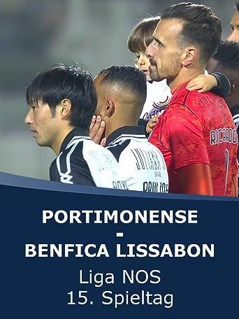 Portimonense SC - Benfica Lissabon