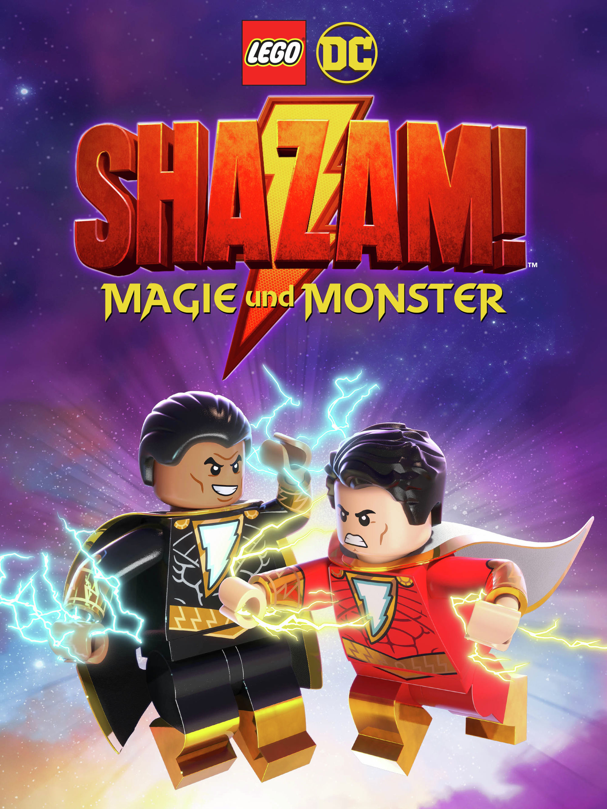 LEGO DC Shazam: Magie und Monster