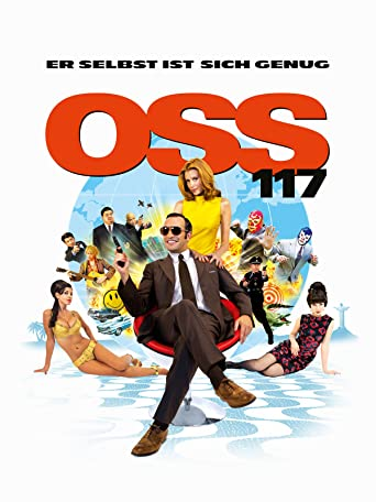 OSS 117 - Er selbst ist sich genug