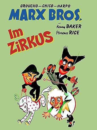 Die Marx Brothers im Zirkus