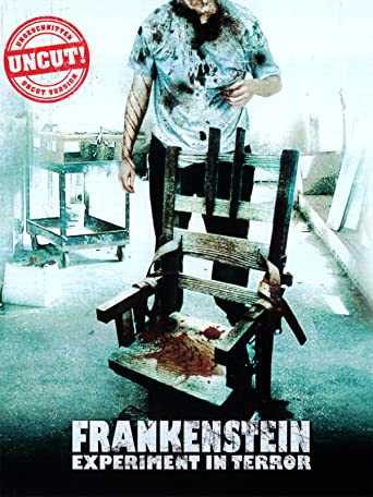 Frankenstein - Experiment in Terror