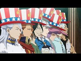 ブラッククローバー JSAF2018スペシャルアニメ「オール魔法騎士感謝祭」