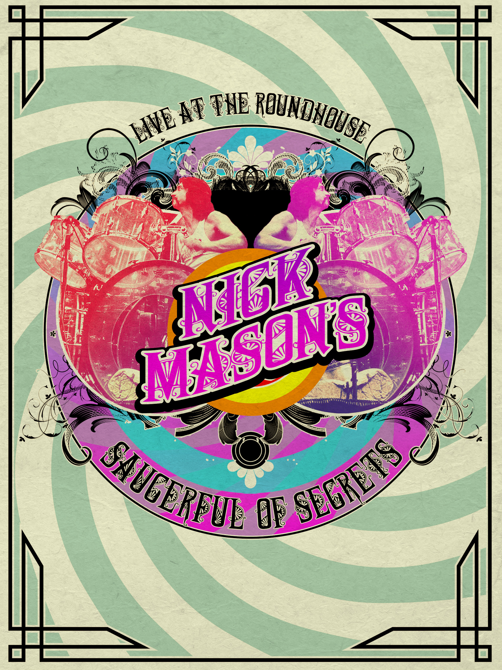 Nick Mason's Saucerful Of Secrets - Live At The Roundhouse [Ultra HD]