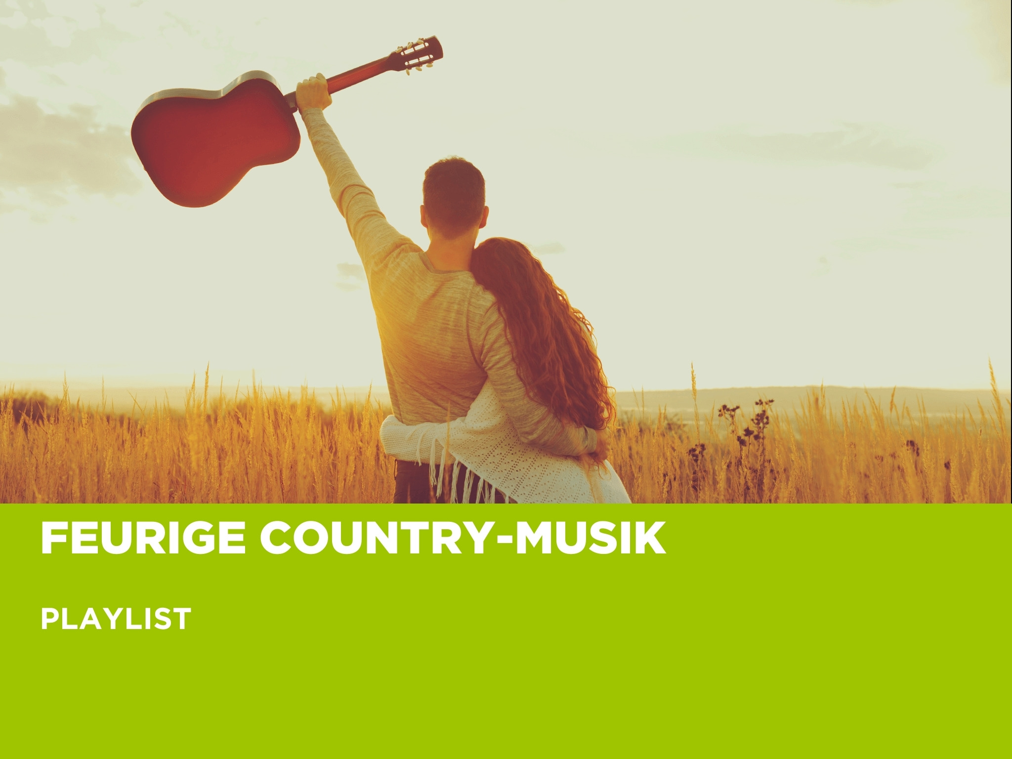 Feurige Country-Musik