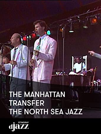 The Manhattan Transfer - The North Sea Jazz