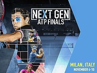 2018 ネクスト・ジェネレーションATPファイナルズ 第14試合 準決勝 再放送: Stefanos TSITSIPAS 対 Andrey RUBLEV