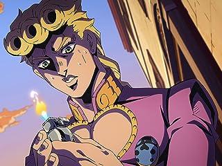 ジョジョの奇妙な冒険 黄金の風 塀の中のギャングに会え