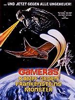 Gameras Kampf gegen Frankensteins Monster