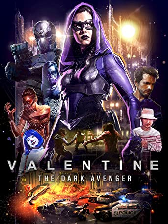 Valentine - The Dark Avenger