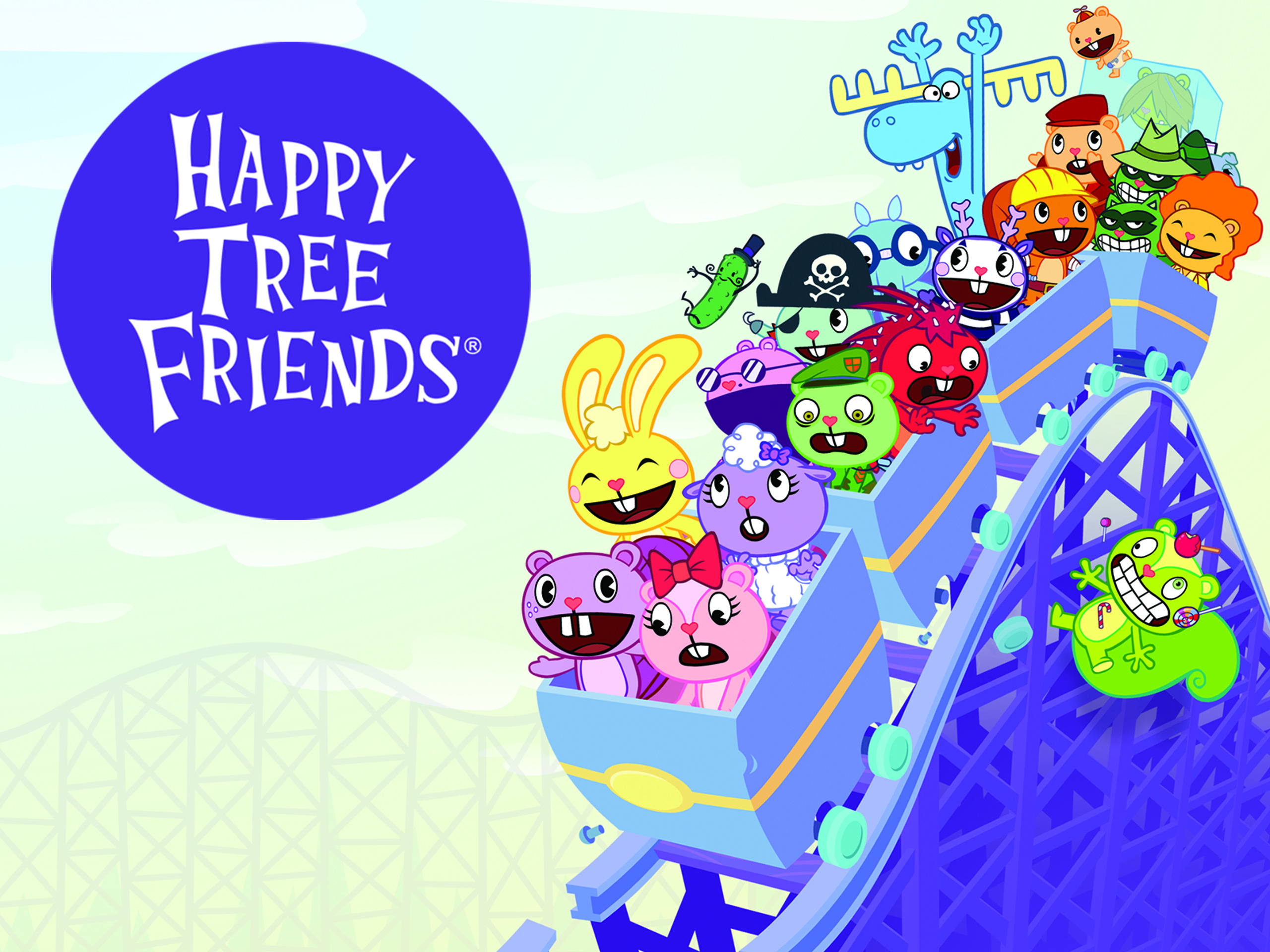 Watch Happy Tree Friends Season 1 Episode 11: Good and Nice