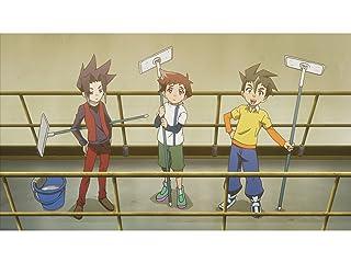 新幹線変形ロボ シンカリオン THE ANIMATION 「磨け!! 研究所の老メカニック」