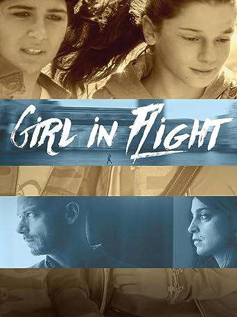 Girl in Flight