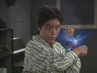 電光超人グリッドマン 第36話 やったぜ! ベイビィ 暴君超獣デビルフェイザー登場