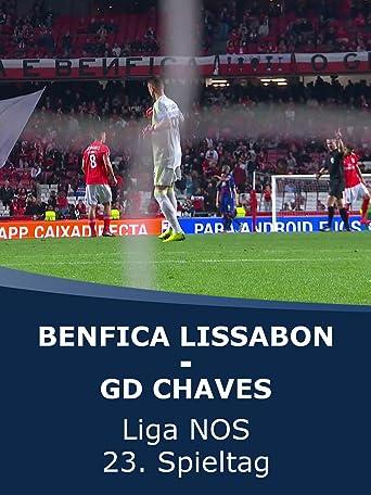 Benfica Lissabon - GD Chaves