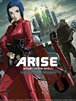 Ghost in the Shell - ARISE: Border 2 - Ghost Whispers