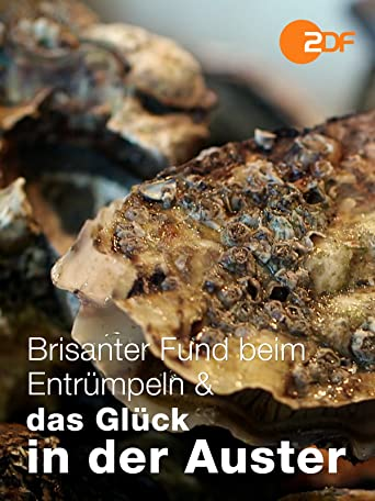 Brisanter Fund beim Entrümpeln und das Glück in der Auster