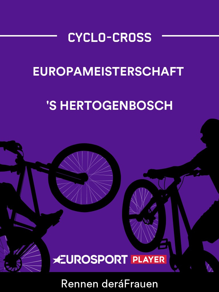Cyclo-Cross: Europameisterschaft in 's-Hertogenbosch (NED)