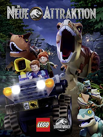 LEGO® Jurassic World: Die neue Attraktion