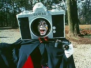 シュシュトリアン 怪人 カメラ