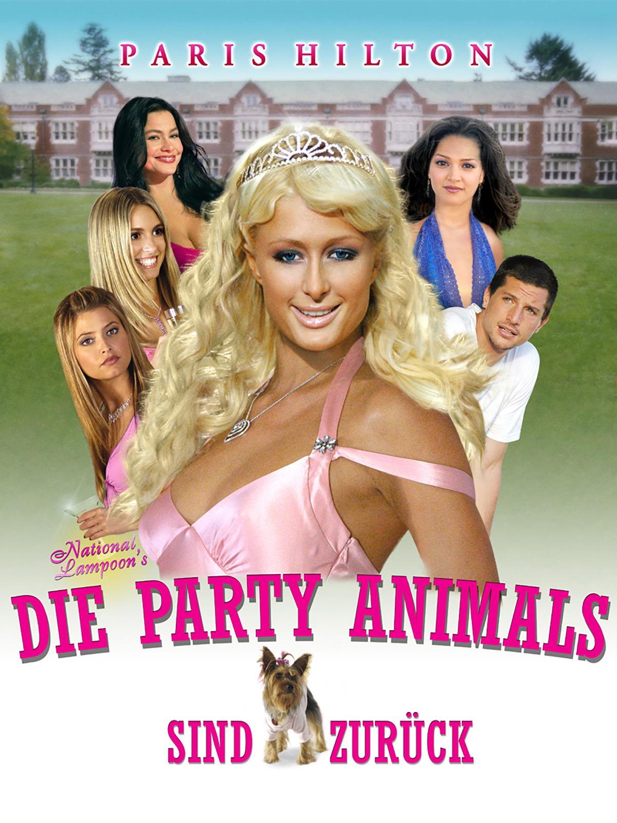 Die Party Animals Sind Zurück!
