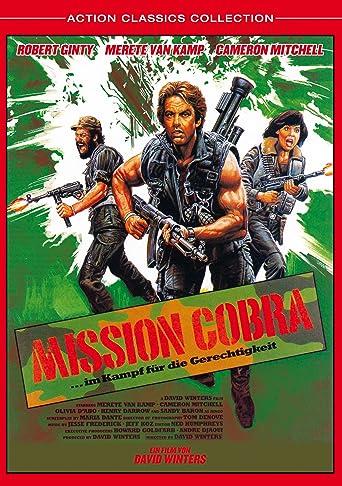 Mission Cobra - ...im Kampf für die Gerechtigkeit