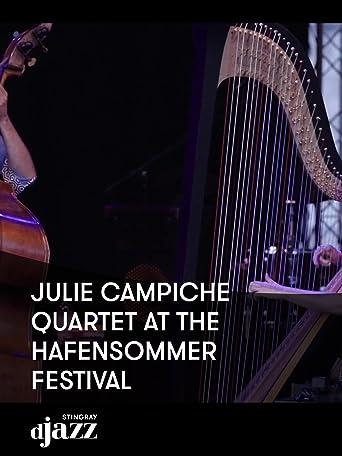 Julie Campiche Quartet beim Hafensommer Festival