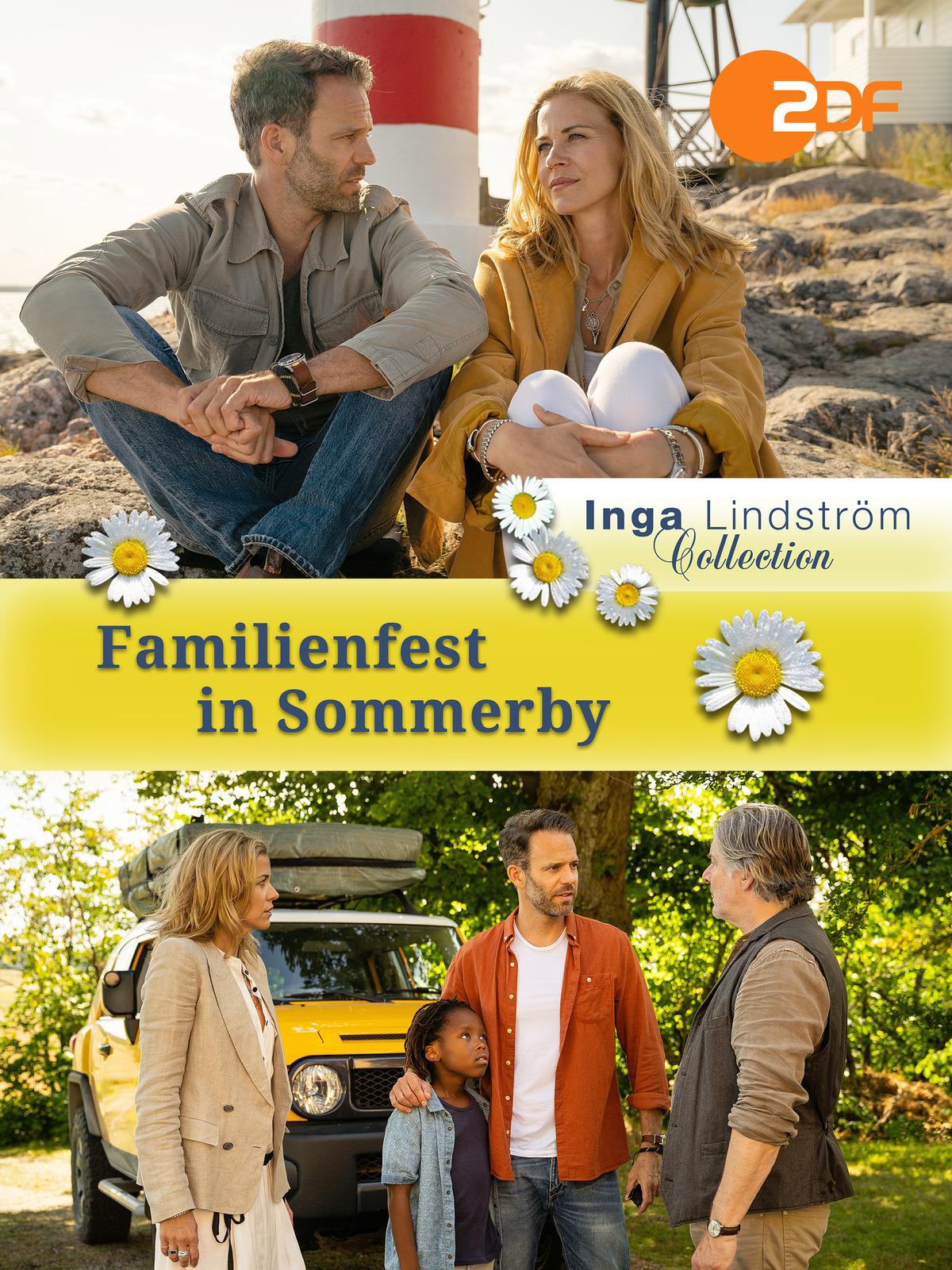 Inga Lindström - Familienfest in Sommerby