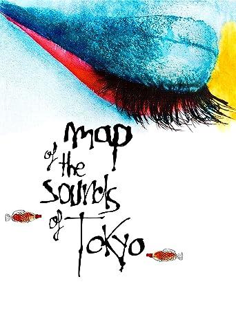 Eine Karte der Klänge von Tokio