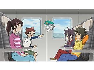 新幹線変形ロボ シンカリオン THE ANIMATION 「熱闘!! 超進化研究所温泉旅行」