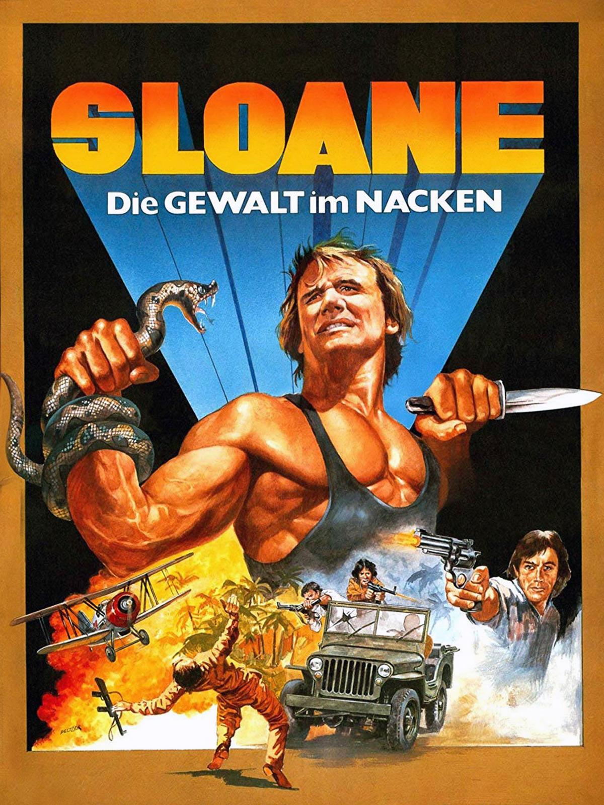 Sloane - Die Gewalt im Nacken