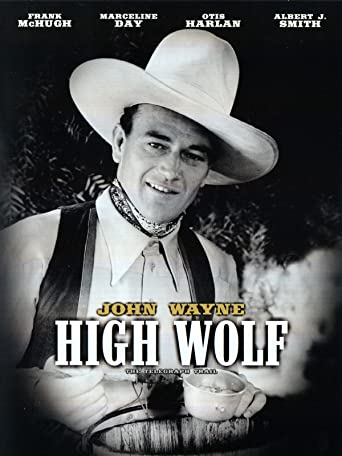 High Wolf - The Telegraph Trail