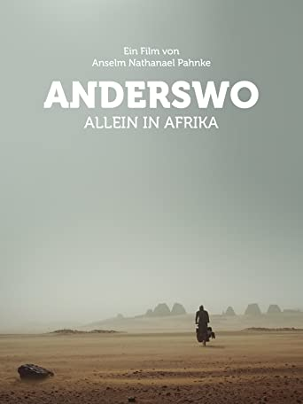 Anderswo. Allein in Afrika