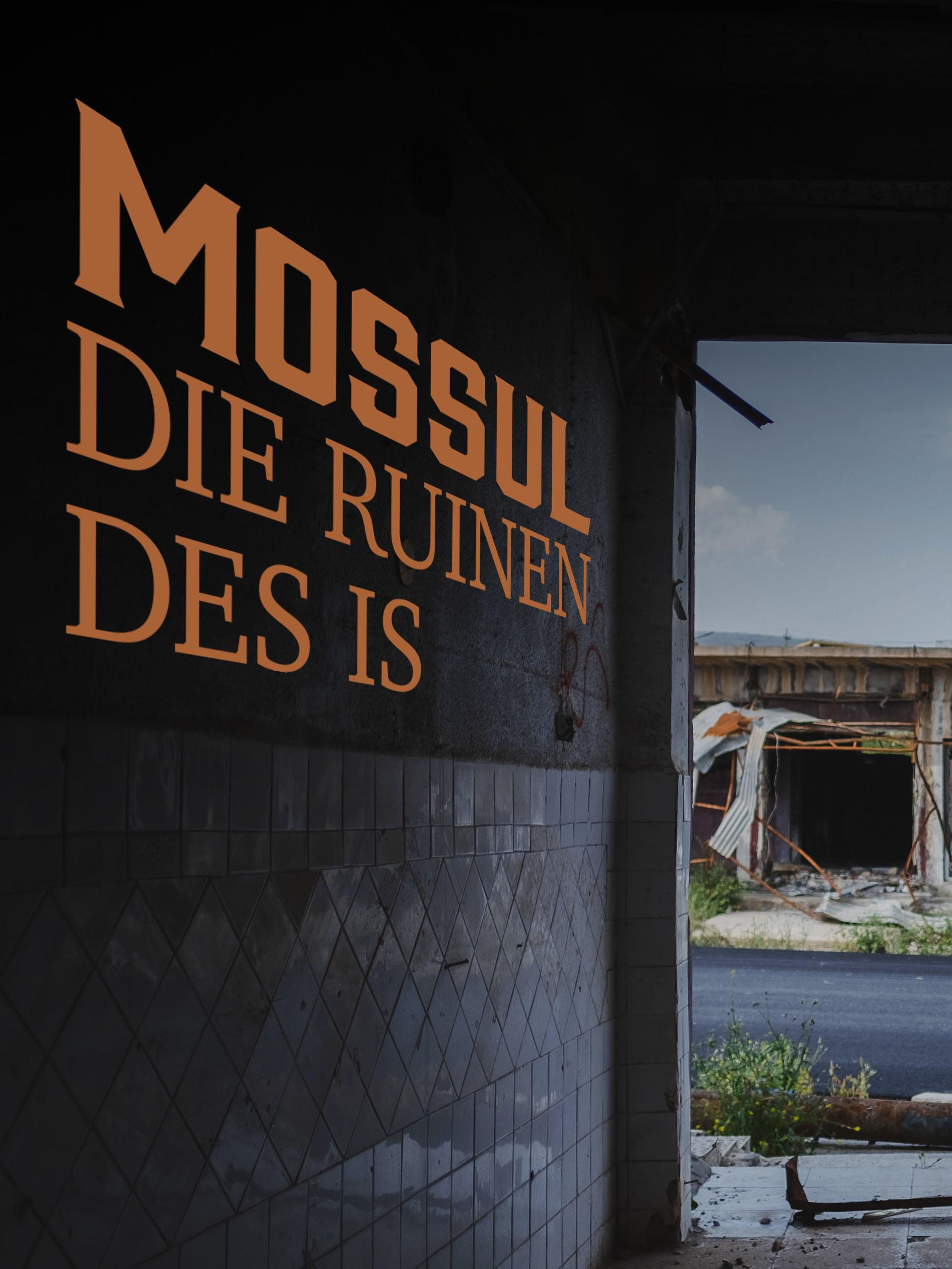 Mossul - Die Ruinen des IS