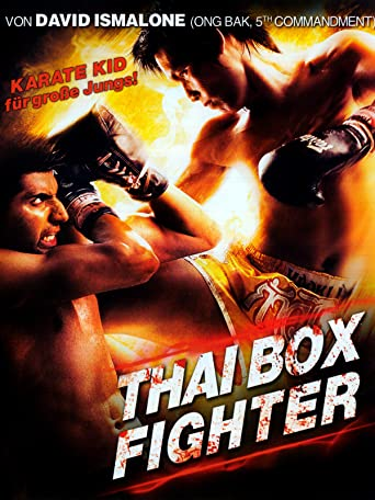 Thai Box Fighter