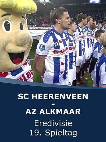 SC Heerenveen - AZ Alkmaar