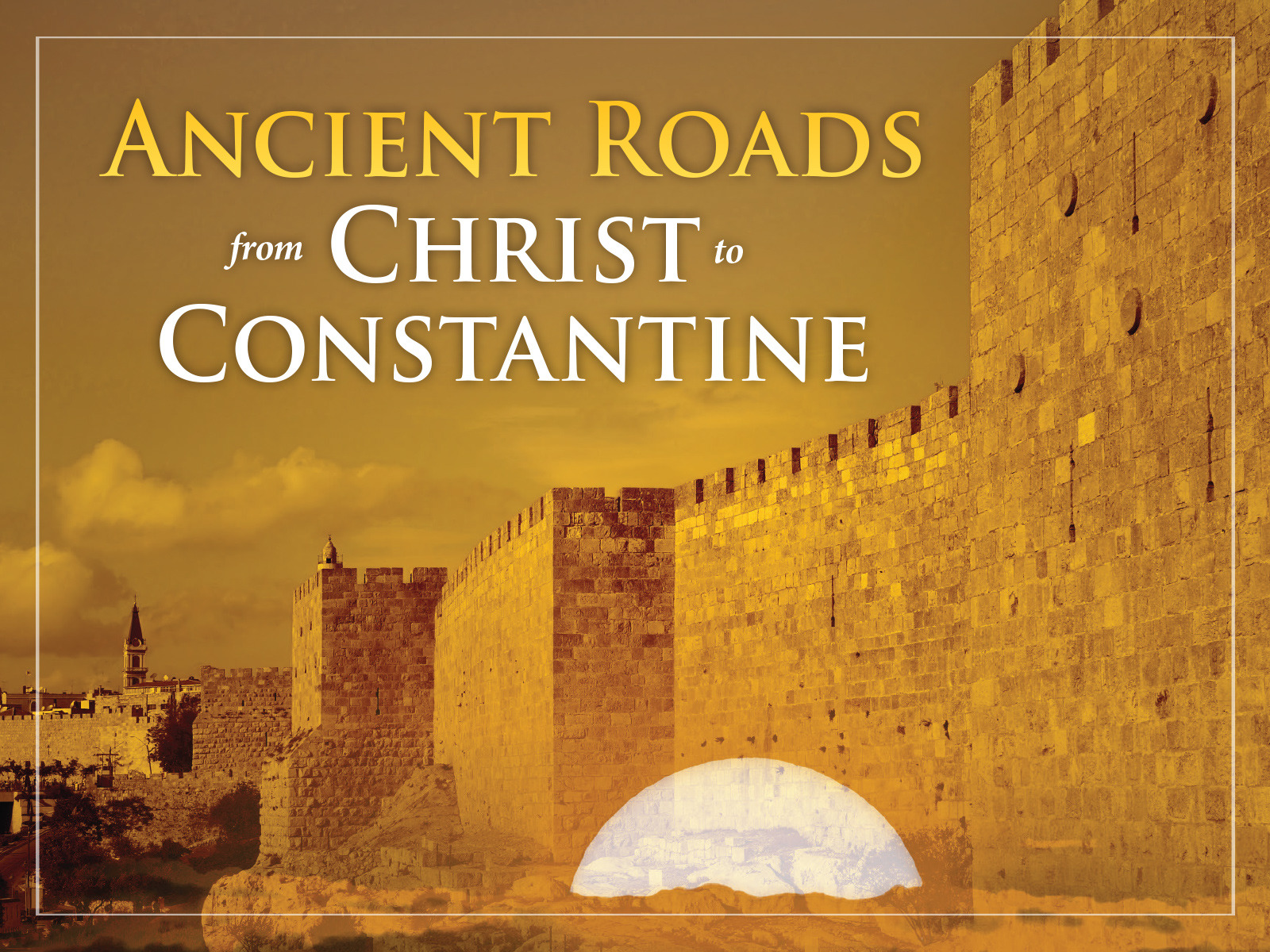 Watch Ancient Roads From Christ to Constantine Episodes