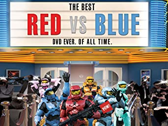 The Best Red vs. Blue Ever. Of All Time. [OV]