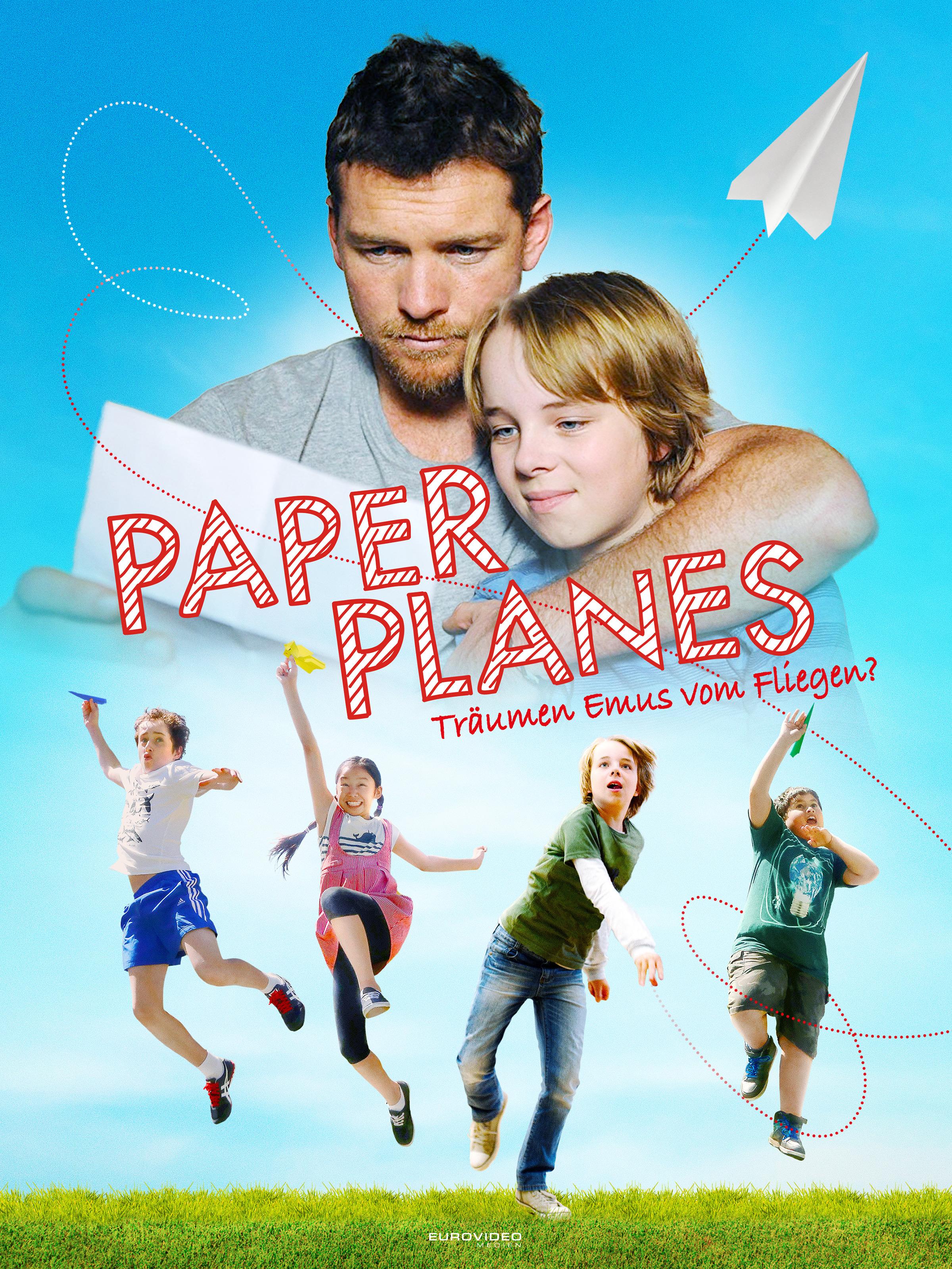 Paper Planes - Träumen Emus vom Fliegen?