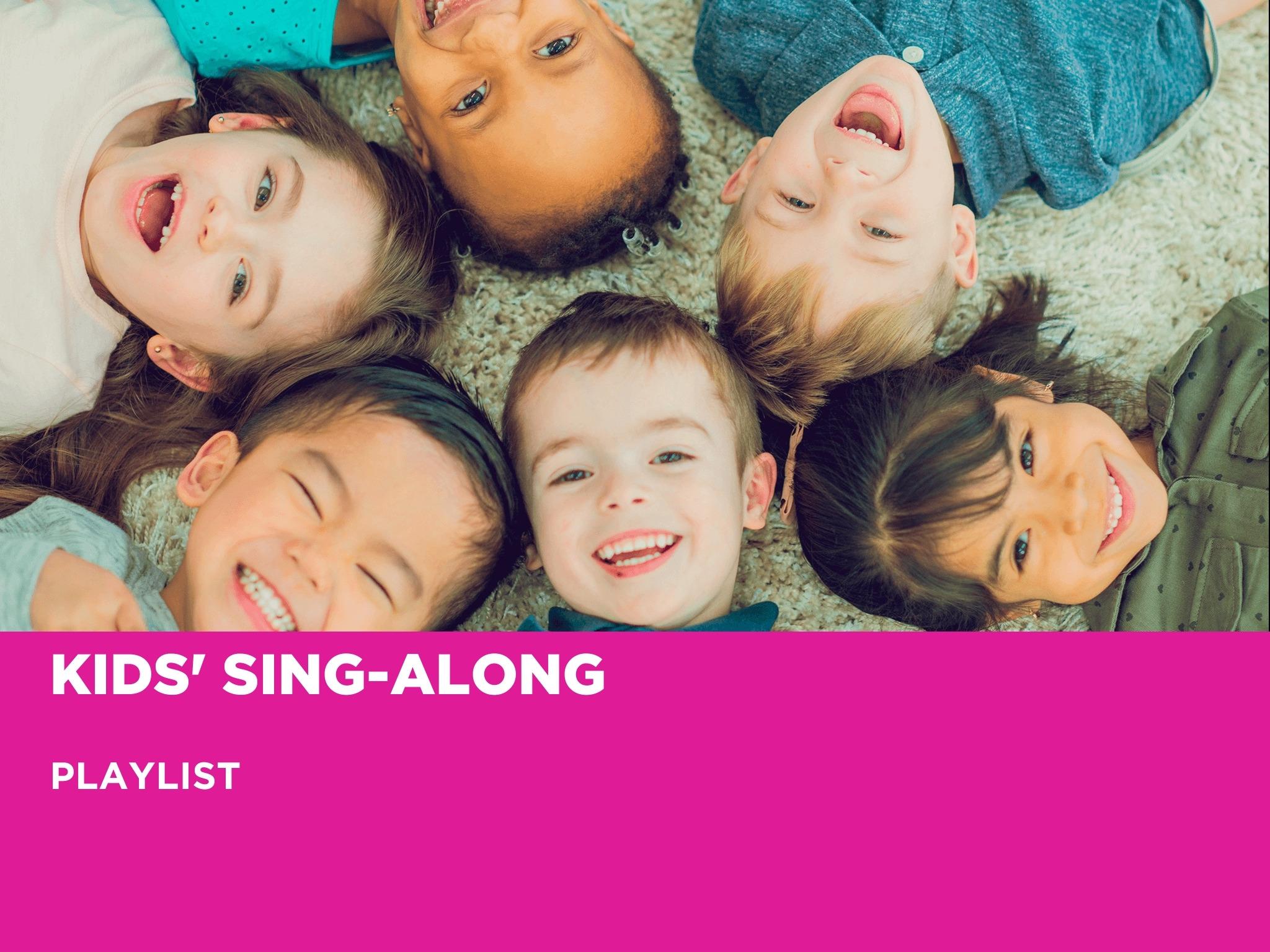 Zum Mitsingen für Kinder