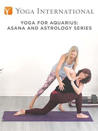 Yoga for Aquarius: Asana and Astrology Series [OV]