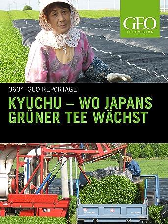 Kyuchu - Wo Japans grüner Tee wächst