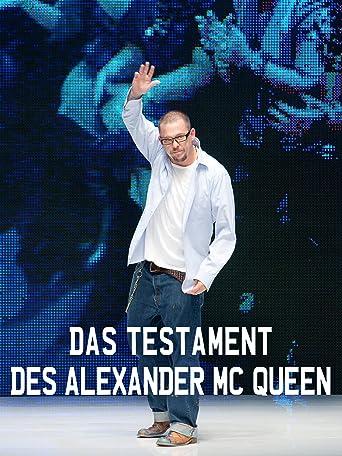 Das Testament des Alexander McQueen