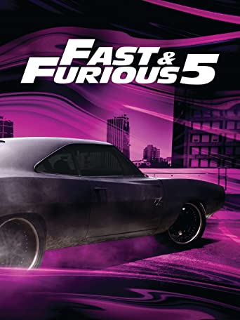 Fast And Furious Five Stream
