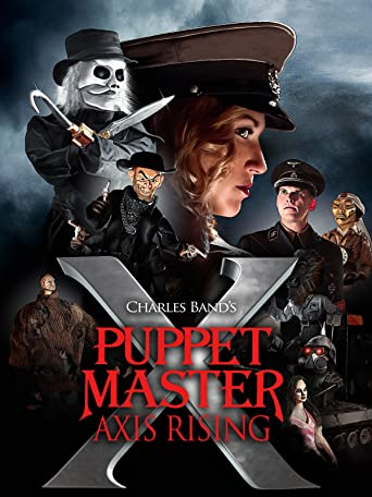 Puppet Master - Axis Rising