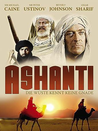 Ashanti: Die Wüste kennt keine Gnade (1979)