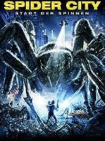 Spider City - Stadt der Spinnen