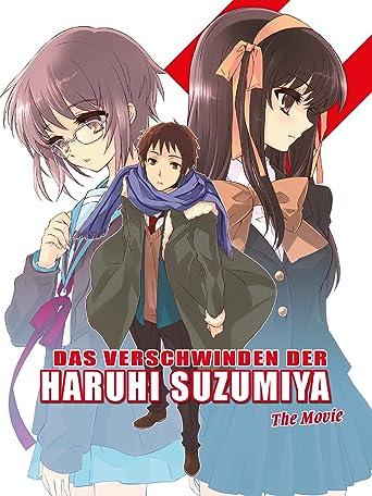 Das Verschwinden der Haruhi Suzumiya - The Movie