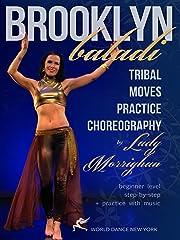 部族のベリーダンス実践振付