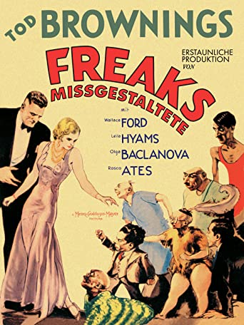 Freaks - Missgestaltete